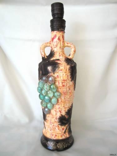 Бутылка Виноград - Авторские фотографии - ФотоКритик - Фотоальбомы - Краснослободск, Мордовия
